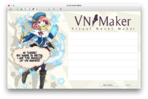 VisualNovelMaker
