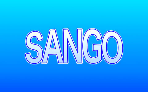 SANGOのタイトルにキャッチフレーズを表示