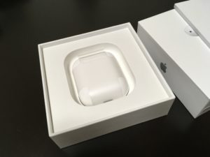 AirPods 開封