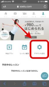 SOELU(ソエル)ニックネーム設定 ブラウザ 2